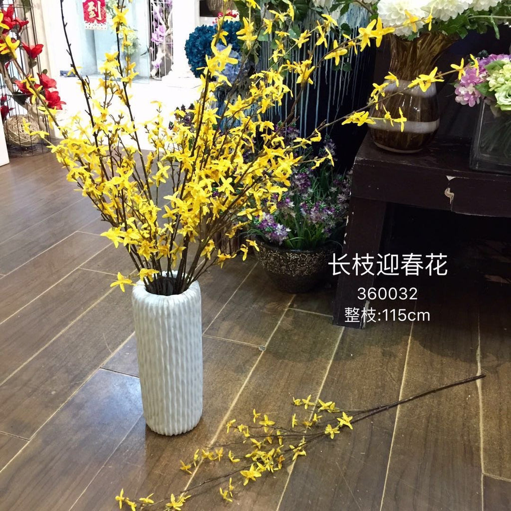 Artificial Forsythia yellow