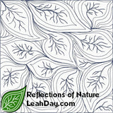 machine embroidery nature designs