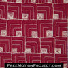 Square Shell free motion quilting video