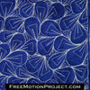 Abstract Leaf quilting design idea