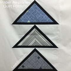 Easy Paper Piece Quilt Blocks