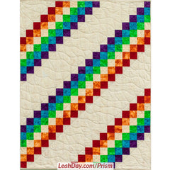 Rainbow Baby Quilt Walking Foot Quilt Along