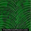 grass channel free motion quilting design