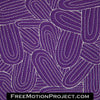 hot candy free motion quilting design