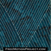 woven lines free motion quilting