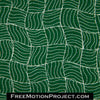 freemotion quilting design checkerboard