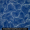 free motion quilting creative flames