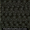 free motion quilting spiral tree