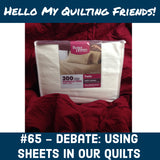 Hello My Quilting Friends Podcast