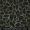 free motion quilting coffee beans