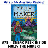 Leah Day Mally the Maker
