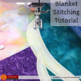 Blanket Stitching Tutorial