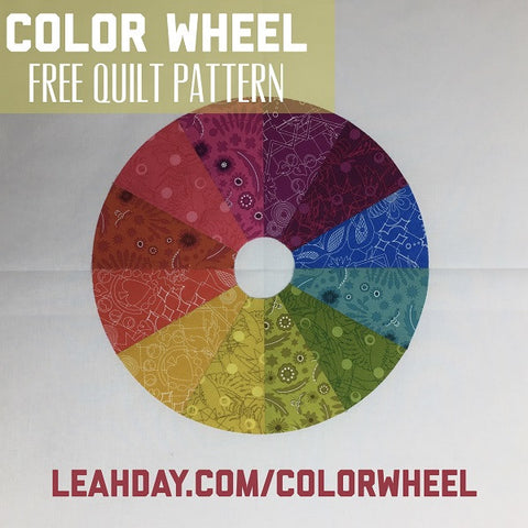 Free Quilt Patterns And Projects Designed By Leah Day Leahday Com