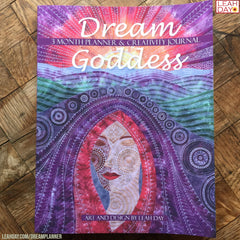 Leah Day Dream Goddess Daily Planner