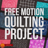 Free motion quilting designs