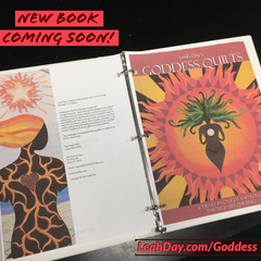 Leah Day Goddess Quilts Book