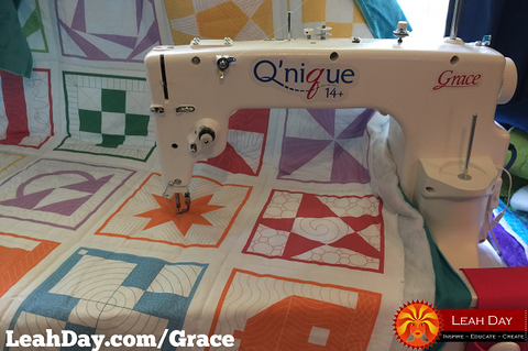 Grace Qnique Sewing machine review