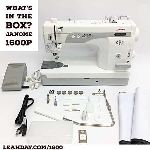 Janome 1600 Home Sewing Machine for Sale