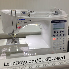 Sewing machine review | Juki F400