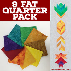Leaf Peepers Fat Quarter Pack