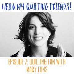 Quilting Fun with Mary Fons