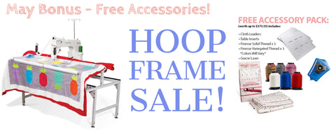Q-Zone Hoop Frame Sale