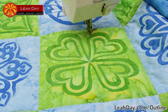 Outline Quilting Tutorial