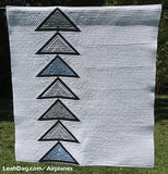Paper Airplanes Quilt Pattern