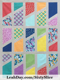Sixty Slice Free Quilt Pattern