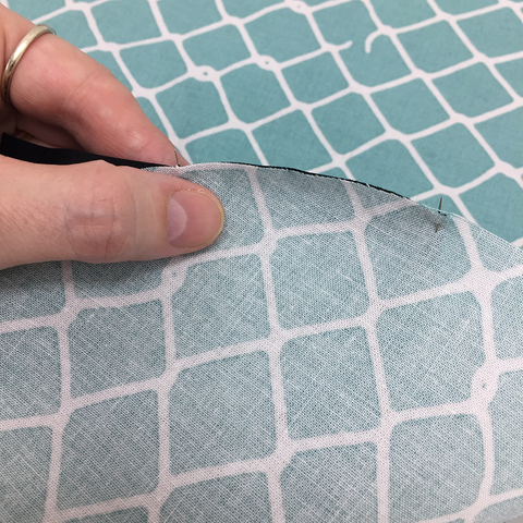 Soft Edges Curved Seam Piecing Free Quilting Tutorial