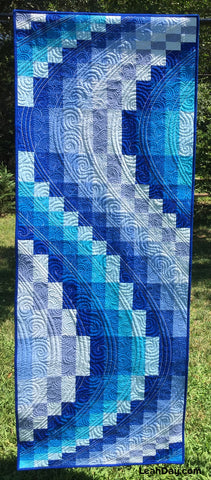 Waterfall Bargello Workshop Leahday Com