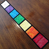 Embroidered Chakra wall Hanging