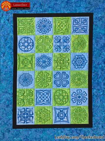 Free Quilt Patterns And Projects Designed By Leah Day Leahday
