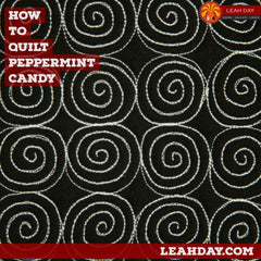 How to Quilt Peppermint Candy