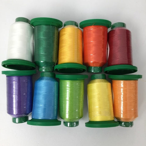 Isacord Thread Set