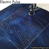 Machine Quilt Electric Pulse