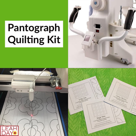 Pantograph Quilting Kit