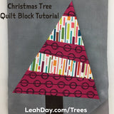 Christmas Tree Quilt Blocks