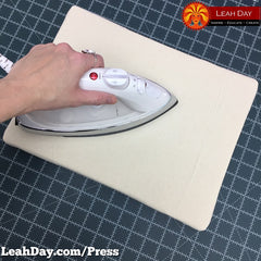 Firm pressing board tutorial