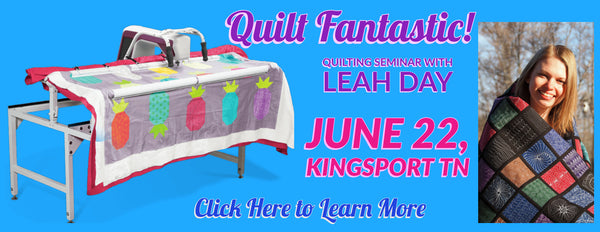 Quilt Fantastic with Leah Day