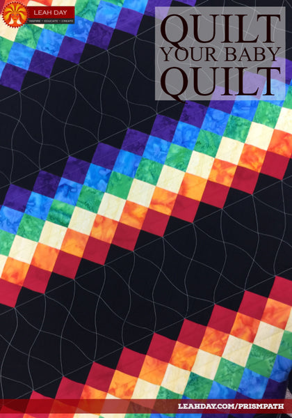 how to quilt a baby quilt