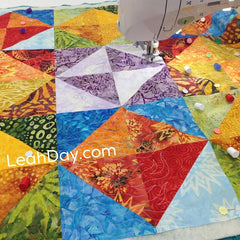 Quick and Easy Machine Quilting Tutorial