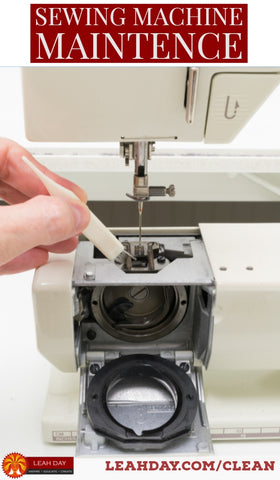 How To Clean And Oil Your Machine LeahDay Inspiration How To Oil A Sewing Machine