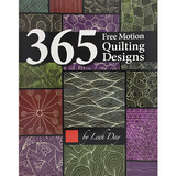 365 Free Motion Quilting Designs Print Edition