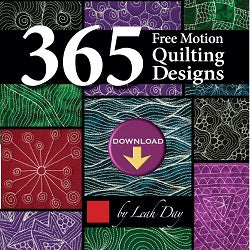 365 Free Motion Quilting Designs DOWNLOAD Edition
