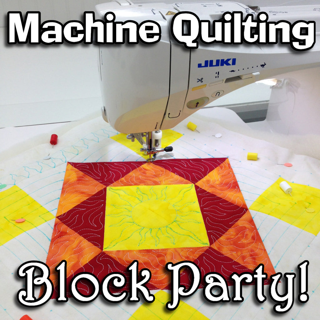 Sunshine Sampler Quilt