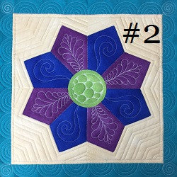 2017 Machine Quilting Block Party