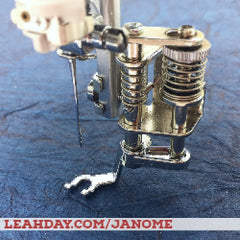 Janome Convertible Free Motion Darning Foot