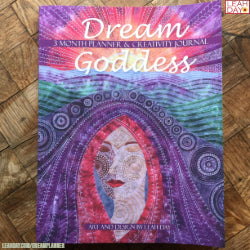 Dream Goddess 3 Month Planner - PRINT Edition