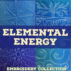 Elemental Energy Embroidery Collection